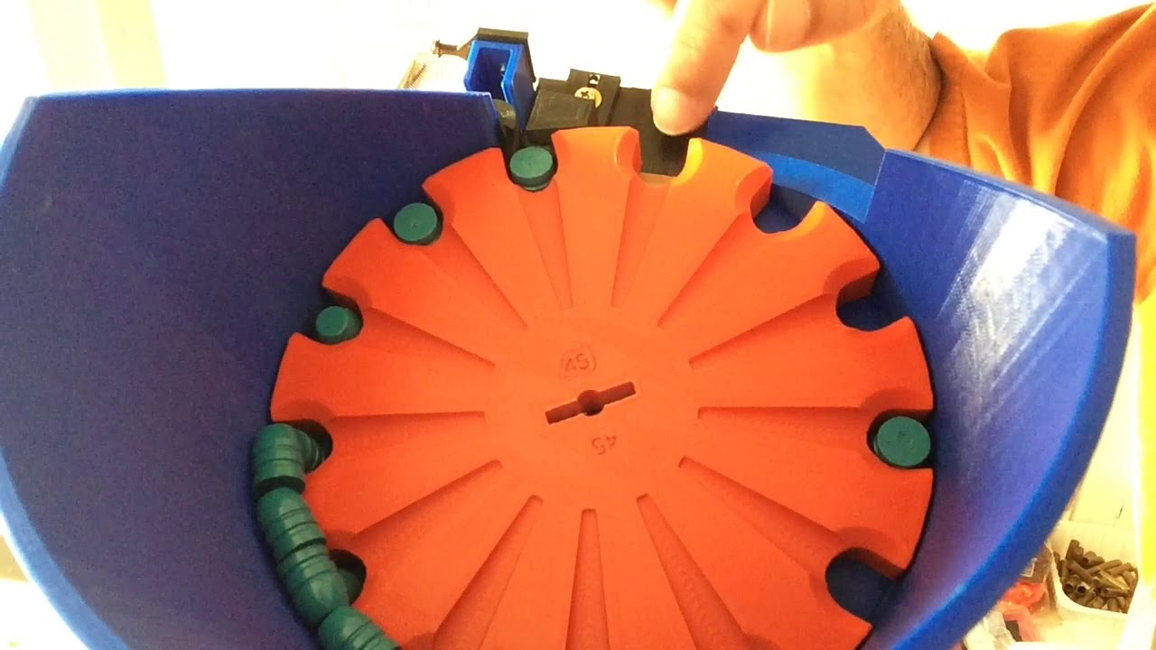 Bullet feeder plate update #2