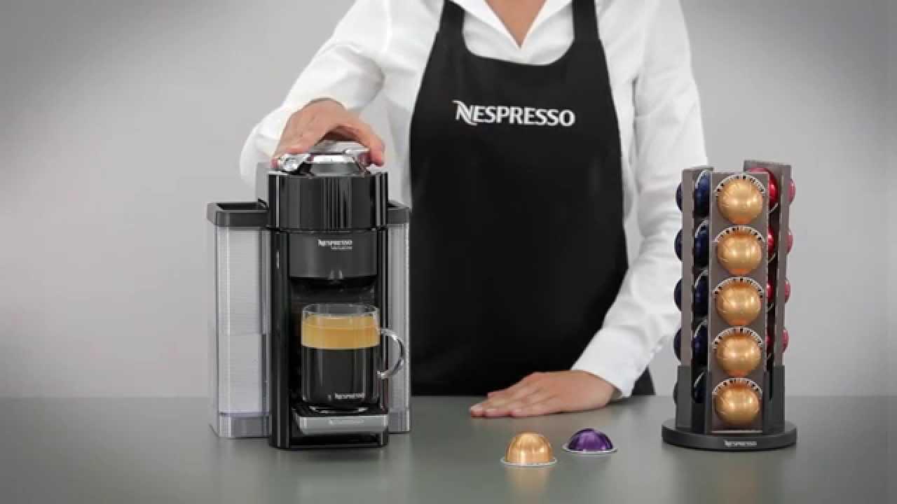 Nespresso VertuoLine Evoluo How To