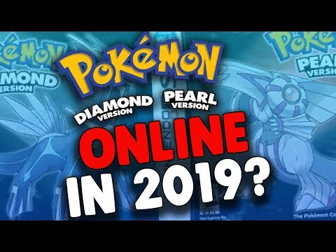 Do People Play Pokemon Diamond & Pearl ONLINE In 2019?!