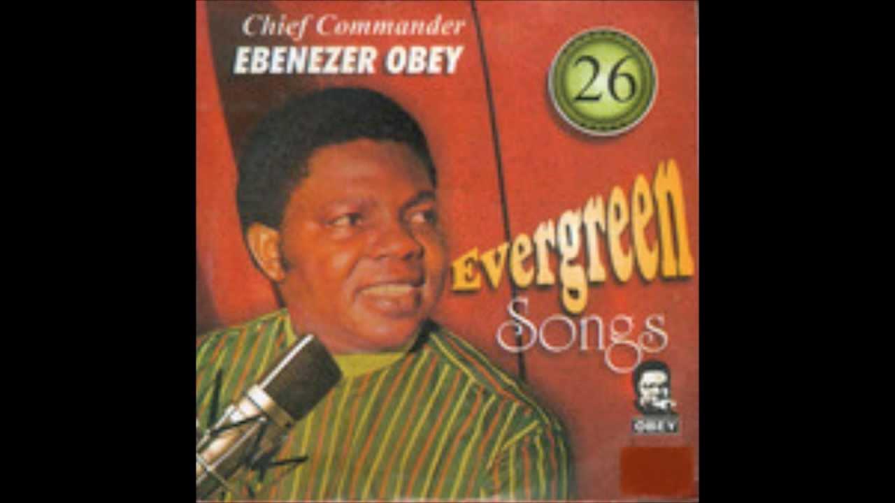 Ebenezer Obey Odun Owo Youtube