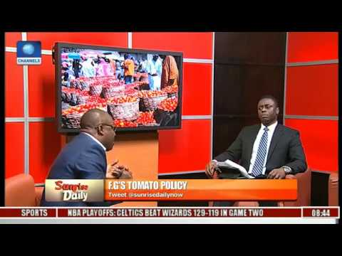Sonia Foods CEO Interview - Nnamdi Nnodebe
