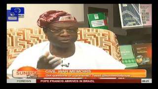 43 YEARS AFTER THE CIVIL WAR WHAT HAS NIGERIA AS A COUNTRY LEARNT....BY Alabi-Isama