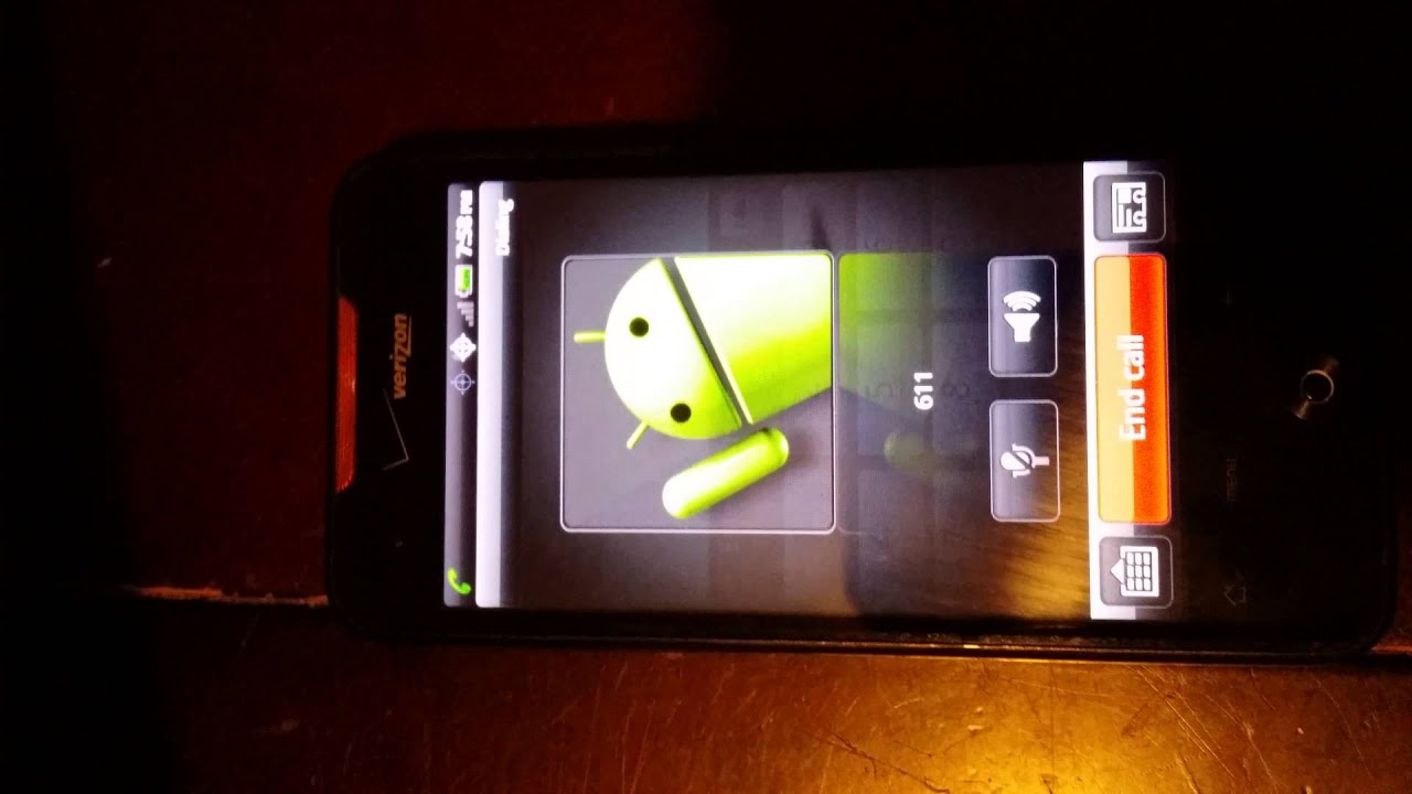 HTC incredible from Verizon flashed to assurance wireless