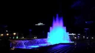 """SEL - """"Aš laukiu lietaus""""/Šokantis - dainuojantis Druskininkų fontanas"""