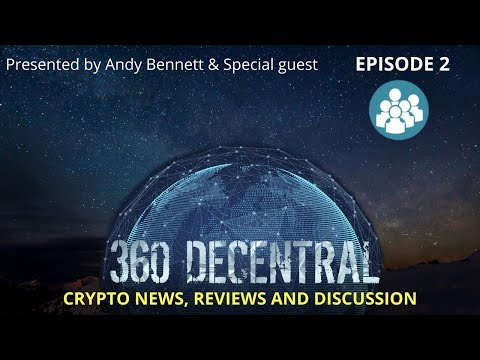 360 Decentral #2 - Paul Worrall's History: Baghdad, Jamie Dimon, JP Morgan and more.