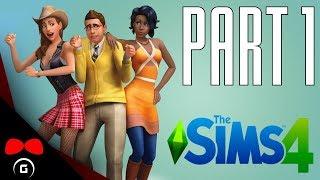 The Sims 4 | #1 | Agraelus | CZ Let