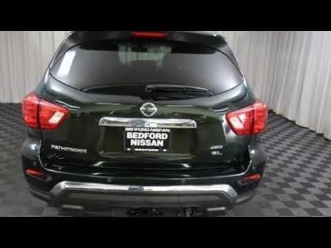 New 2019 Nissan Pathfinder Bedford, OH #19-647