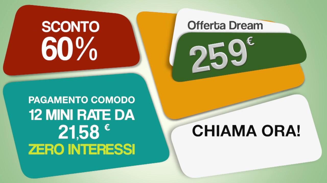 Materassi Dream Relax.Offerta Scaduta Offerta Dream Materasso In Memory Foam Matrimoniale 259 Con Omaggi