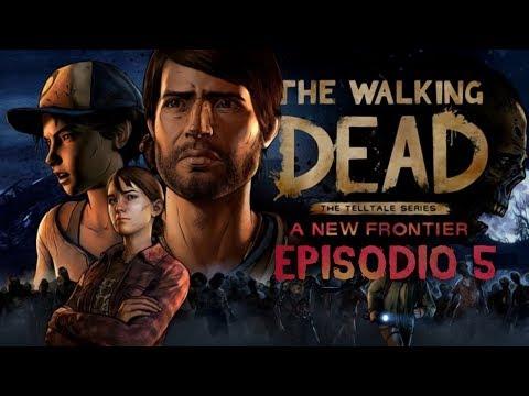 The Walking Dead A New Frontier - EPISODIO 5 / FINAL: Y ASÍ TERMINA TODO