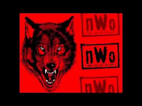 WCW: Wolfpac (nWo Wolfpac) Theme + AE (Arena Efect)