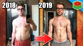My Workout Transformation