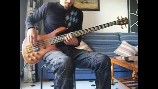ZZtop-gimme all your lovin bass cover Sx Bass