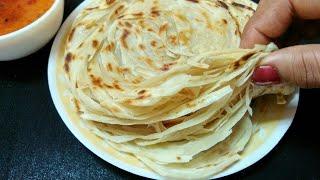 जाने कैसे बनाए लच्छा पराठे मे ढेर सारे लच्छे| Restaurant Style Trick-Lachha Paratha | Pheni Paratha.
