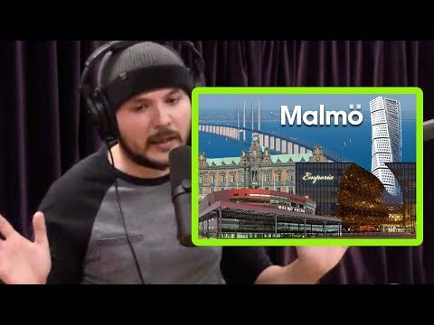 Tim Pool on Paul Joseph Watson and His Trip to Malmö, Sweden | Joe Rogan