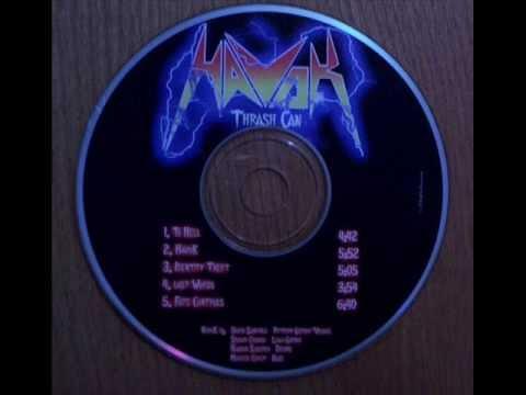 HAVOK - Thrash Can (2004) [Full Demo]