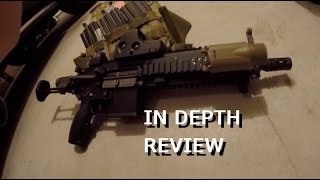WE HK416C 888C Gas Blowback | Review & Field Report