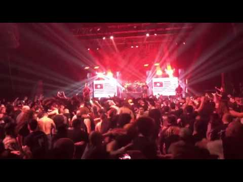 Lamb of God Houston 2/4/16