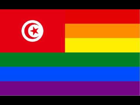 LGBT Ensign of Tunisia