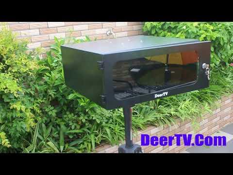 how-to-diy-outdoor-projector-cabinet-enclosure,-weatherproof-projector-case-box?