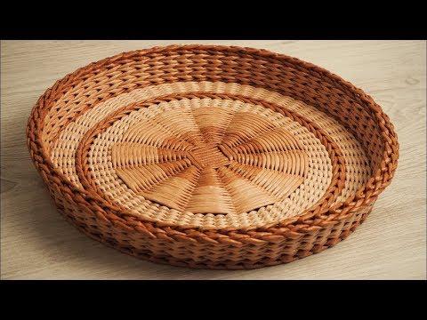 【DIY#14】📰Newspaper Weaving Tutorial・☕Coffee
