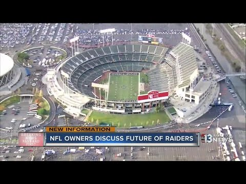 NFL owners taking time to consider options related to Oakland Raiders