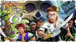 The Secret of MONKEY ISLAND | EP 6 | Llegamos a Monkey Island!! Wiii