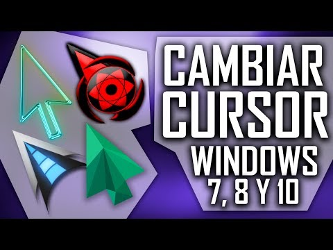 cÓmo-cambiar-el-cursor-sin-programas-en-windows-10/8/7-+-pack-de-cursores