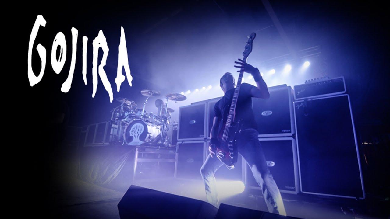 GOJIRA US TOUR