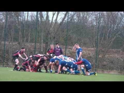 GCU Vs Dundee 25/01/2017