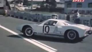 "Ford vs Ferrari, the story of the Ford GT40 on ""Behind the Headlights"""