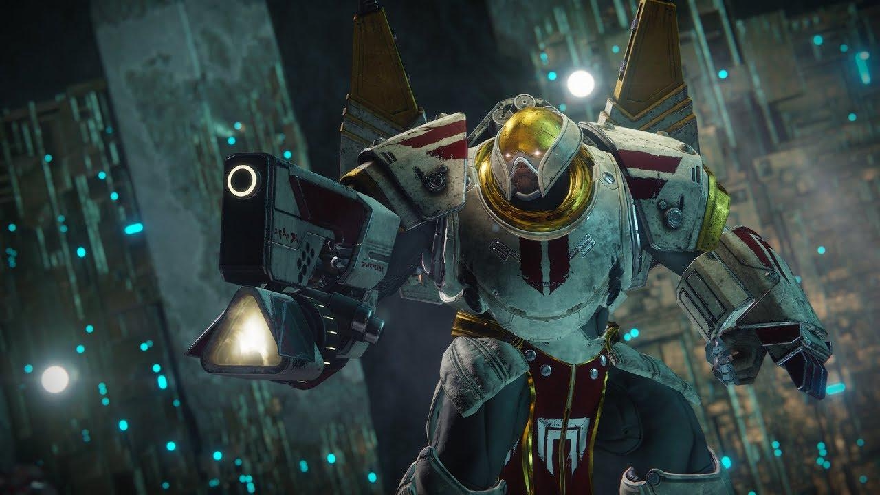 Destiny 2 - Curse of Osiris - Tree of Probabilities Strike