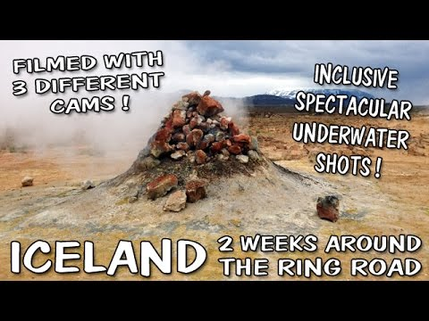 ICELAND RING ROAD TRIP 2014