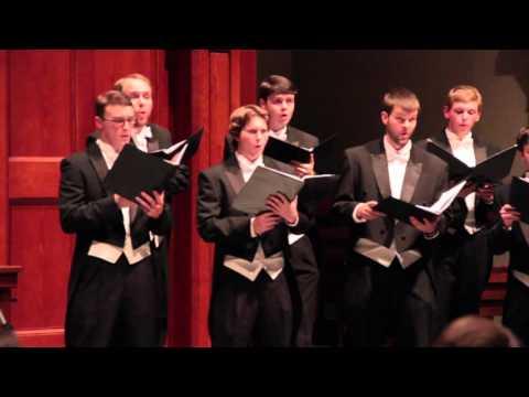 Ubi Caritas, Paul Mealor  ECU Chamber Singers  Christopher M. Smith, conductor