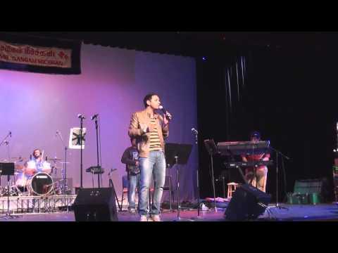 Karthik Music Experience, Karthik sings Mun Andhi