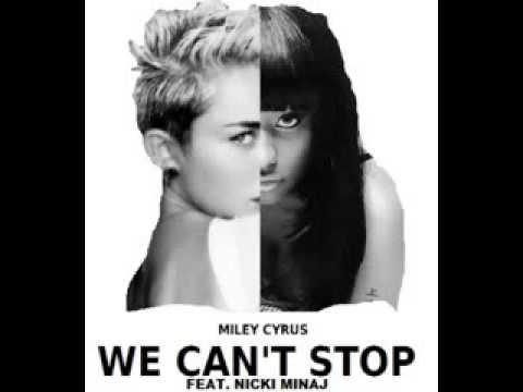 Miley Cyrus feat. Nicki Minaj - We Can't Stop (Mashup Remix)