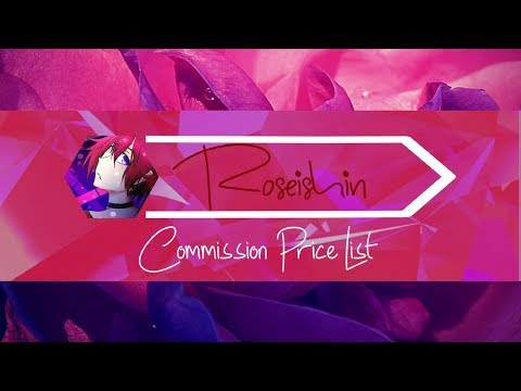 Art Commission Price List (in USD and Php)