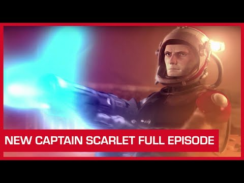 New Captain Scarlet - Rat Trap - FREE Full Episode in High Definition