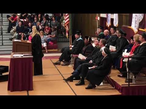 Jefferson Community College Graduation, 2018