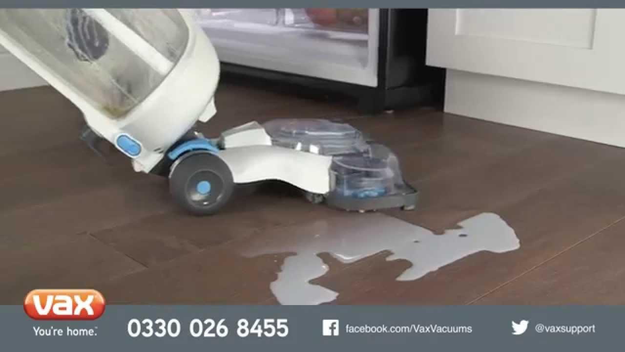 Introducing Vax Floormate Edge Hard Floor Cleaner Youtube