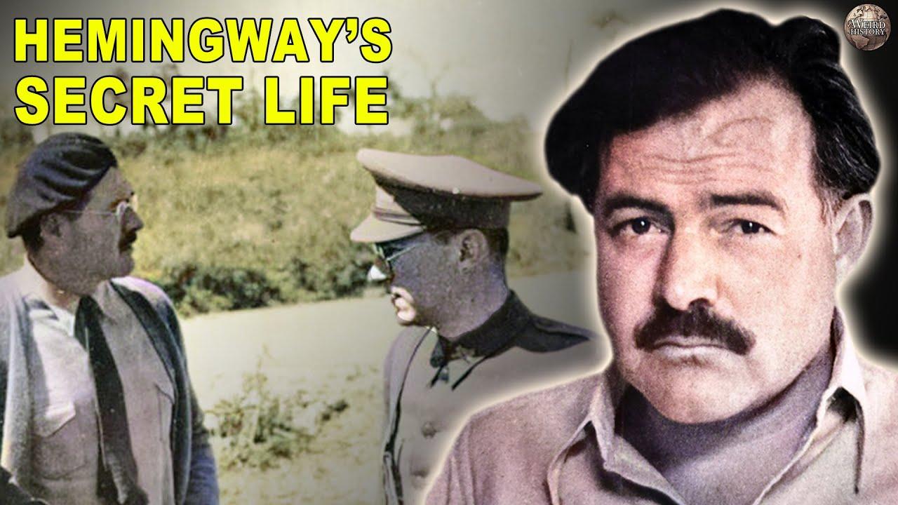 Ernest Hemingway Was the Worst KGB Spy Ever