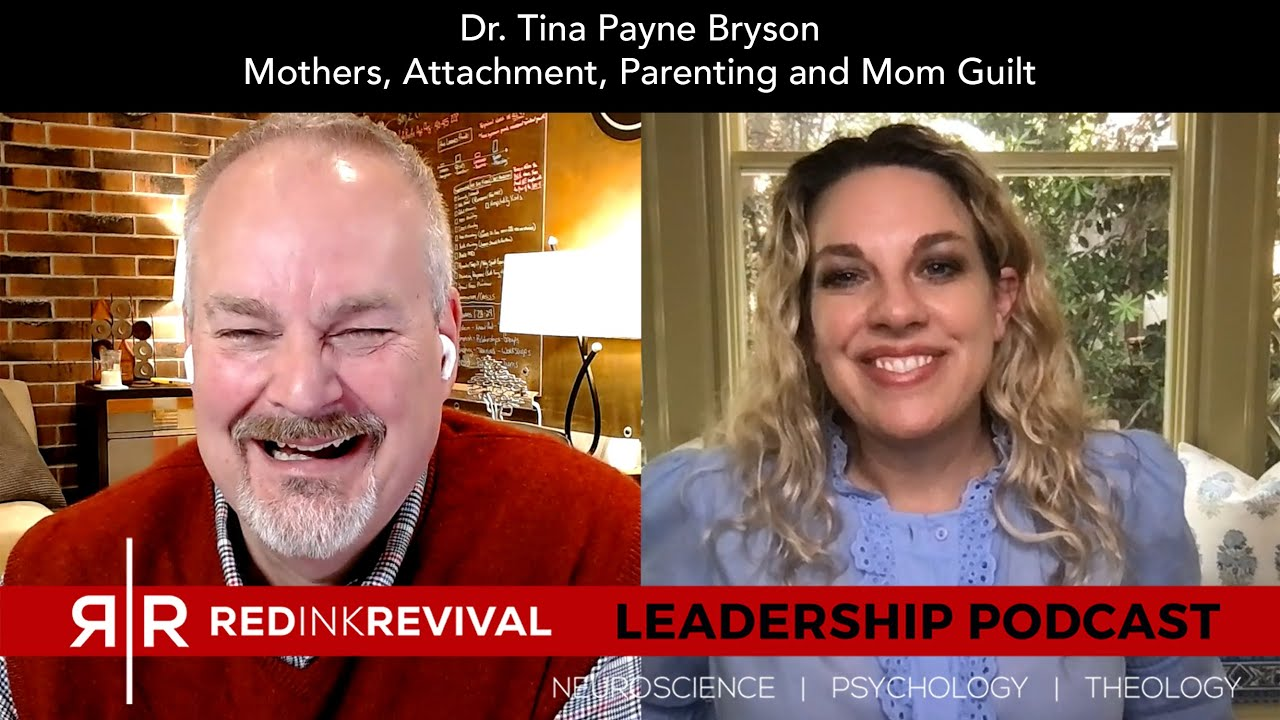 69. Dr. Tina Payne Bryson – Mothers, Attachment, Parenting, and Mom Guilt