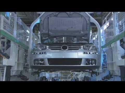 Volkswagen (production quality new golf )