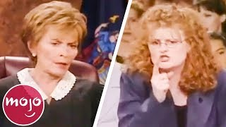 Top 10 Craziest Judge Judy Cases
