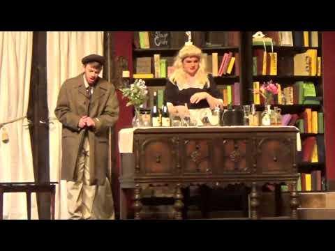 Musical Comedy Murders of 1940 (Act I– Zane Helsa) Oak Park