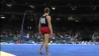Alexei Nemov - 1996 Olympics AA - Floor Exercise