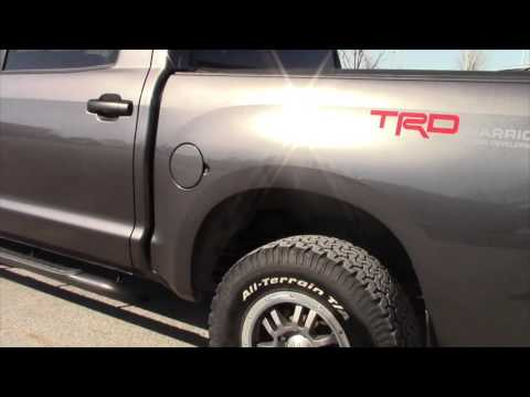 2013 Toyota Tundra TRD Rock Warrior for Jerry from DJ