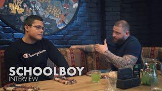 Schoolboy Школьник Armwrestling Эксклюзивное интервью interview Fatalityvdk