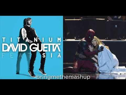 TITANIUM ASHES - David Guetta/Sia & Celine Dion