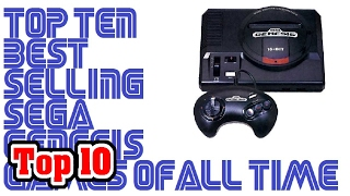Top 10 Best Selling Sega Genesis Games Of All Time