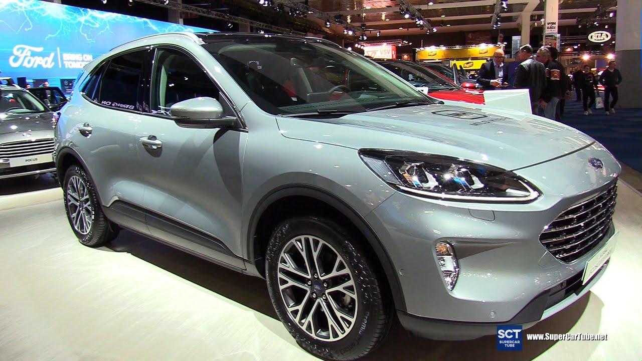 Ford Escape phiên bản Ecoblue Hybrid